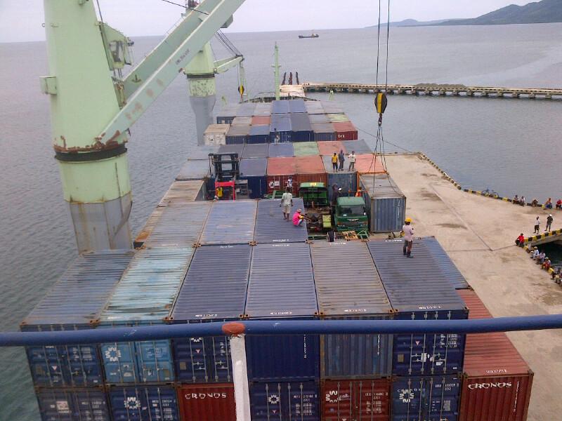 Pt Kris Cargo Bahtera